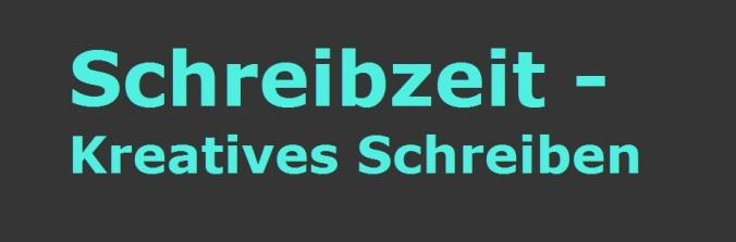 Schreibzeit - Kreatives Schreiben Blog Banner