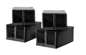Ikea Skubb 4er Set