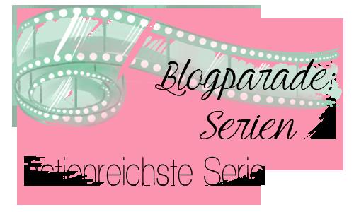 Blogparade Serien - Die Actionsreichste