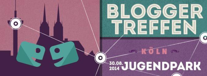 Bloggertreffen 2014 Banner