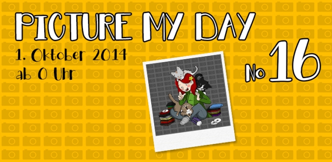 Picture My Day - Day 16 Banner