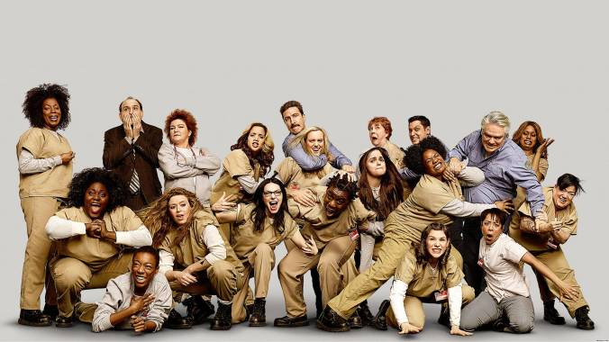 Orange is the new Black - complete