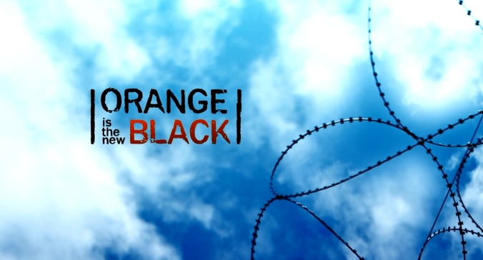 Orange is the new Black - Logo