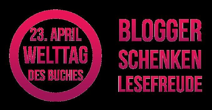 Blogger schenken Lesefreude Logo