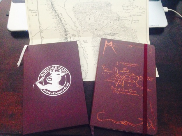 Notizbücher Hobbit Moleskine