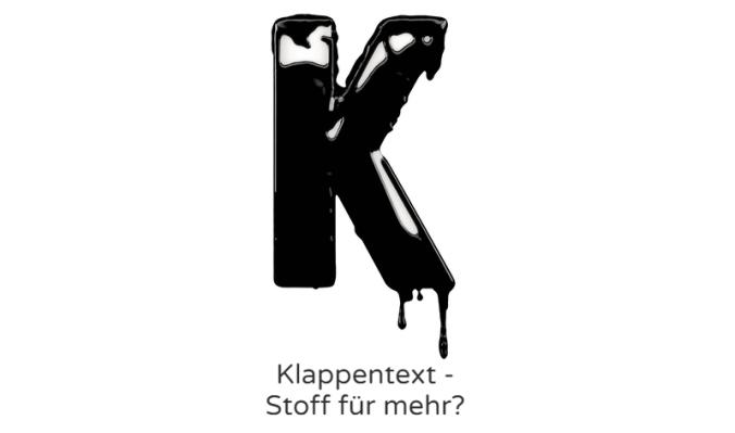 Klappentext Banner